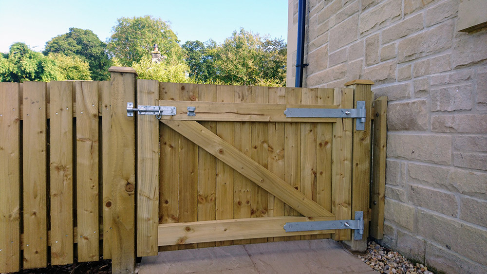 Fencing in Dunblane
